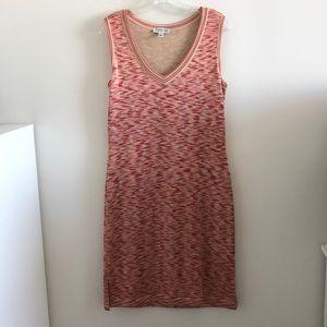 St. John Sport Sleeveless V Neck Dress Size M